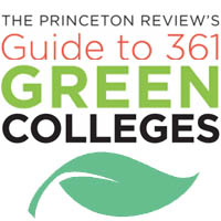 Rankings - Princeton Review Green Colleges