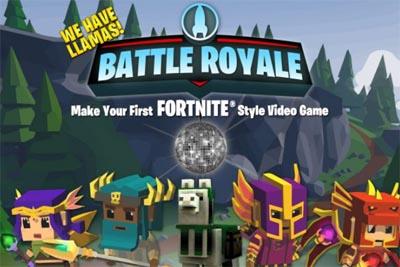 Tech Cats Coding Camp -Battle Royale