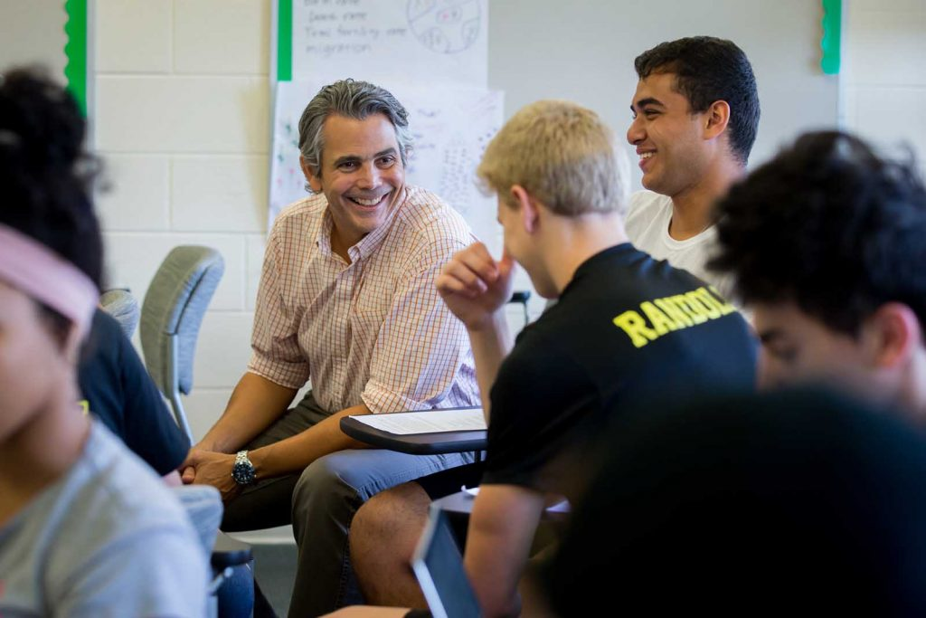 Randolph College is among the best colleges under 30k