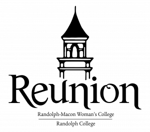 Logo - Reunion. RMWC. Randolph College