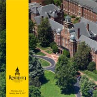 cover of Reunion Welcome Packet