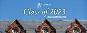 Facebook Background = Randolph College - Class of 2023 - Roofline