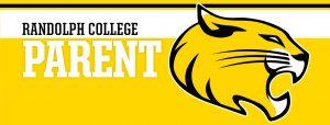 Facebook Background = Randolph College - Parents - WildCat Logo