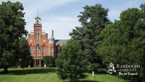 Randolph College - Be an Original - Main Hall photo