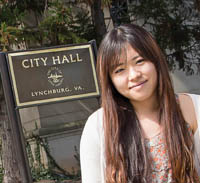 photo of Julia Kim