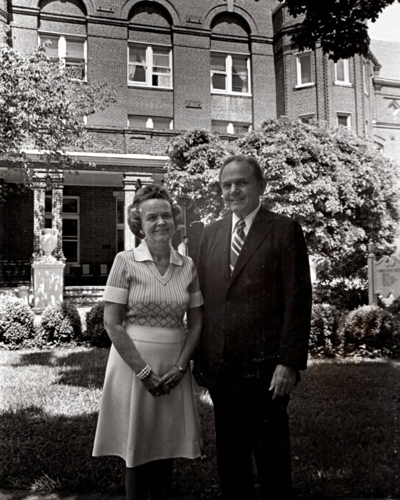 William F. Quillian, Jr., and wife