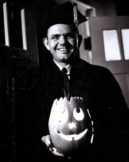 Old photo of William F. Quillian, Jr.,