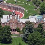 Aerial Photo of Randolph College