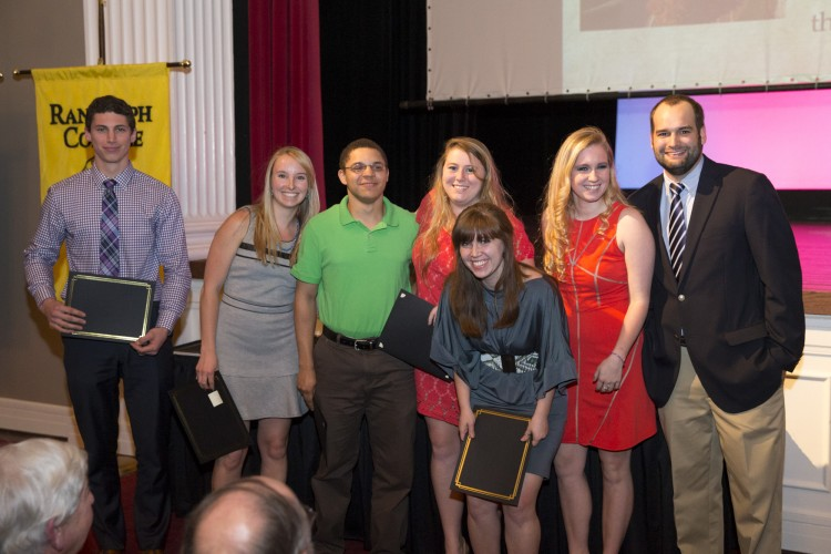 Academic and Leadership Awards