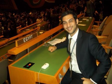 Youssef Elkei '13