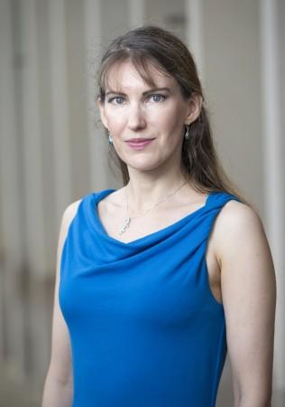 Leanne Zalewski, assistant professor of art history