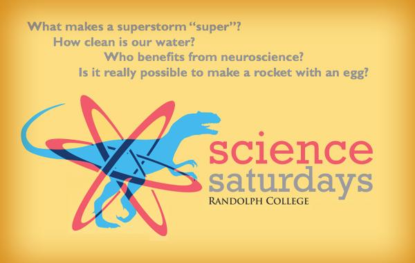 Science Saturdays logo