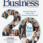 Lynchburg Business cover