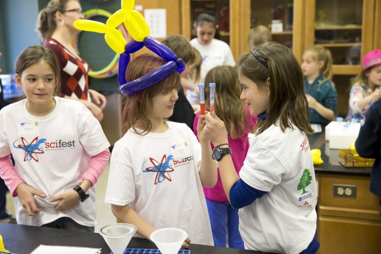 Activities and events during Science Fest weekend!
