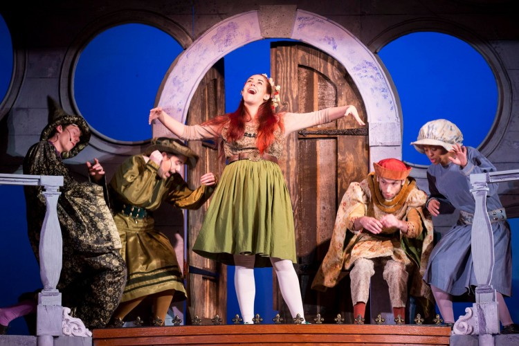 Spring Theatre production