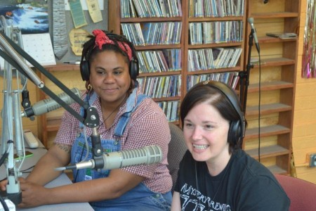 J. Nikol Beckham, communication studies professor at Randolph College, was recently a guest on the Courage Cocktail radio show.