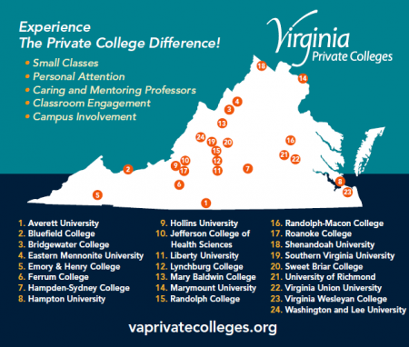 2016 Virginia Private College Week