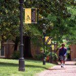 Randolph College campus