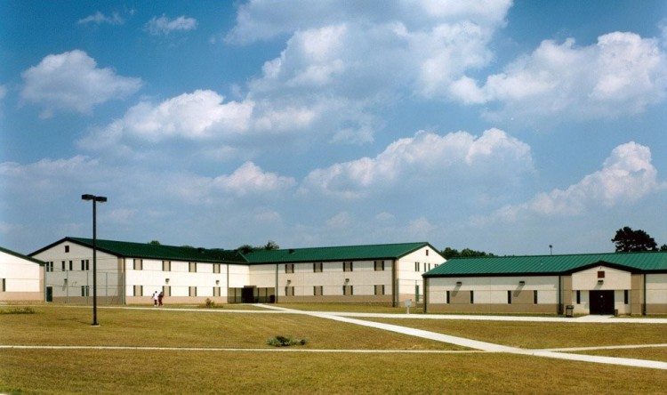 Fluvanna Correctional Center for Women