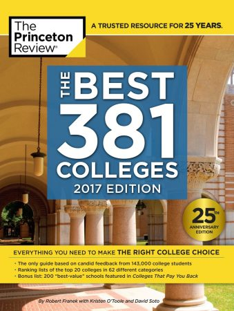 The Princeton Review's Best 381 Colleges