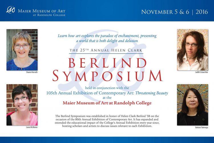 Berlind Symposium poster