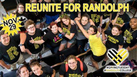 #ReuniteRandolph