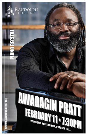 Awadagin Pratt poster