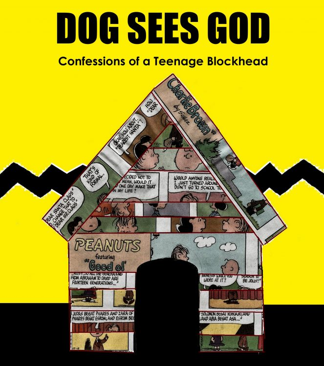 Poster for Dog Sees God