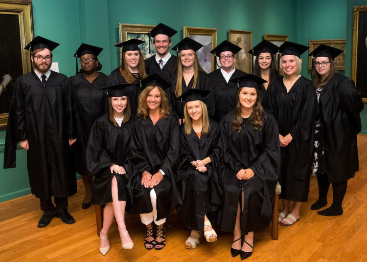 2017 Master of Arts in Teaching (M.A.T.) graduates
