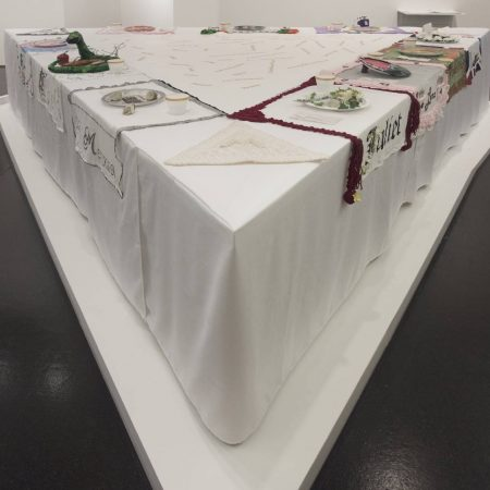 The installation, Women of York: Shared Dining, will be included in the upcoming exhibition, Carceral States.