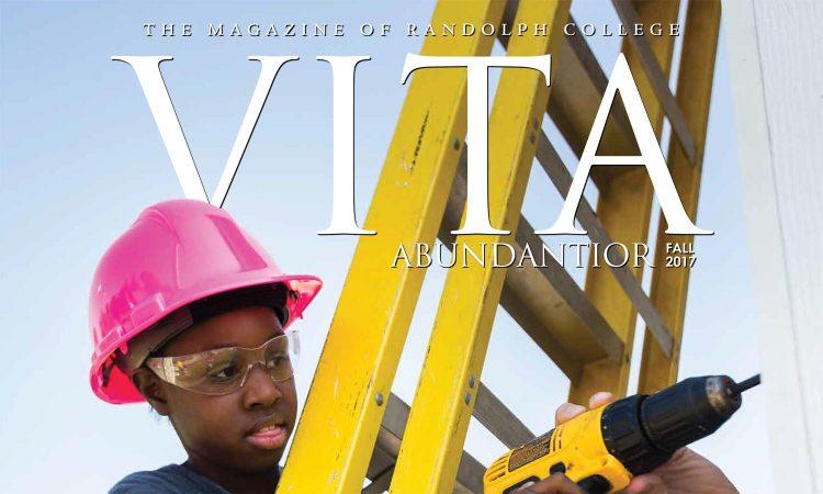 magazine cover - Vita Abundantior Vol. 1 No. 2
