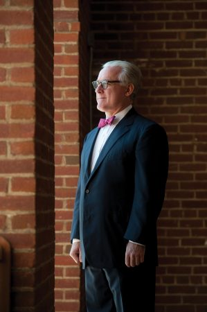 Randolph College President Bradley W. Bateman