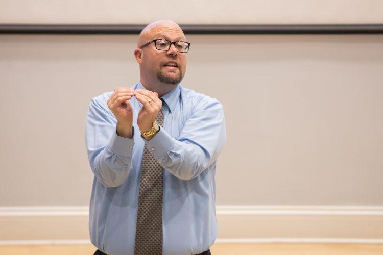 Nicholas Perna, Scifest keynote speaker