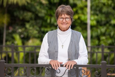 Sister Helen Prejean (photo credit: Scott Langley)