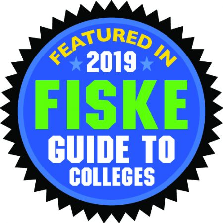 Fiske Guide to Colleges logo