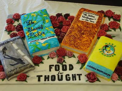 An example of edible books
