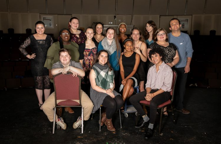 Cast of The Lion, the Witch, and the Wardrobe