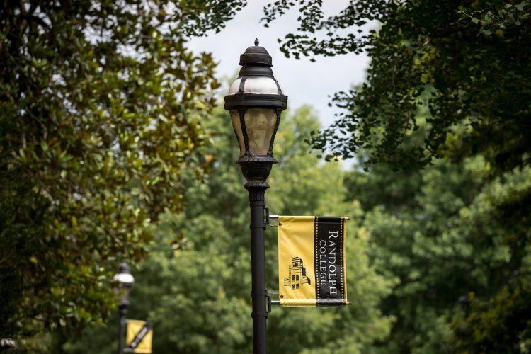 Randolph College banner