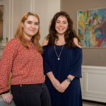 Sarah Wardlow and Sarah Mueller will intern at the National Gallery, London this summer