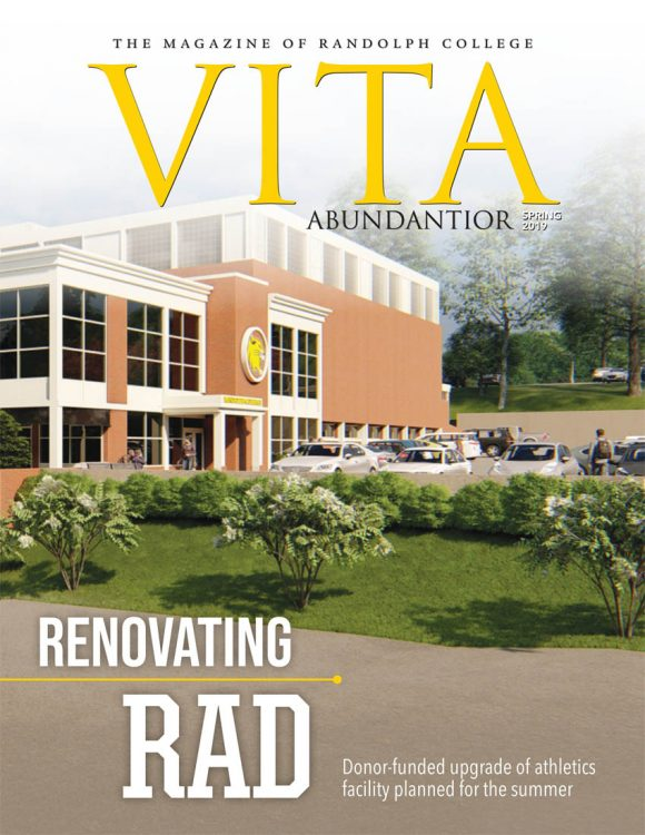 Vita Abundantior magazine cover No. 6 Spring 2019