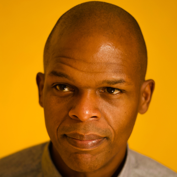 Maurice Carlos Ruffin (photo by Clare Welsh)