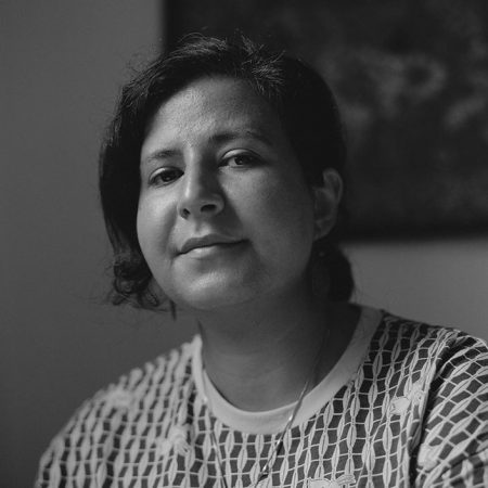 Marwa Helal (photo by Sean D. Henry-Smith)