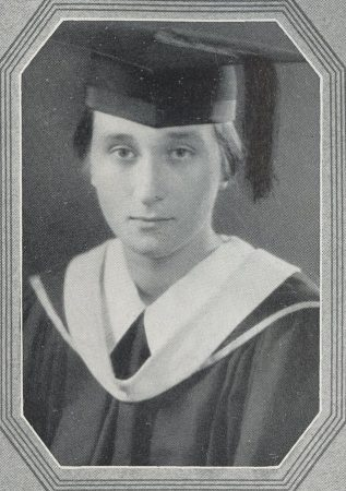 Mary Elizabeth Nottingham Day (Class of 1928)