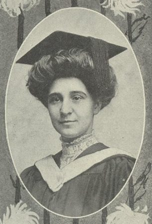 Susie Ames (Class of 1908)