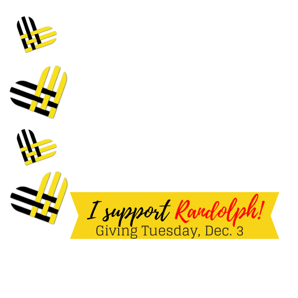 Temporary Facebook profile photo frame for Giving Tuesday