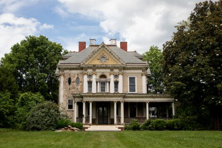 The William E. Graves House, 2101 Rivermont Ave.