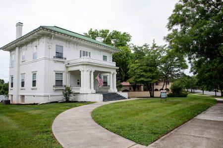 The Clinton Dewitt House, 2301 Rivermont Ave.