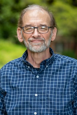 Biology professor Doug Shedd