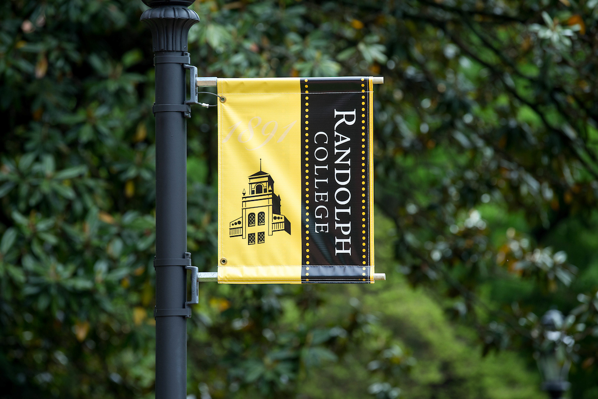 The Randolph College banner