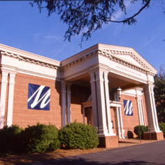The Maier Museum of Art at Randolph College is home to the college's world class collection of American art.